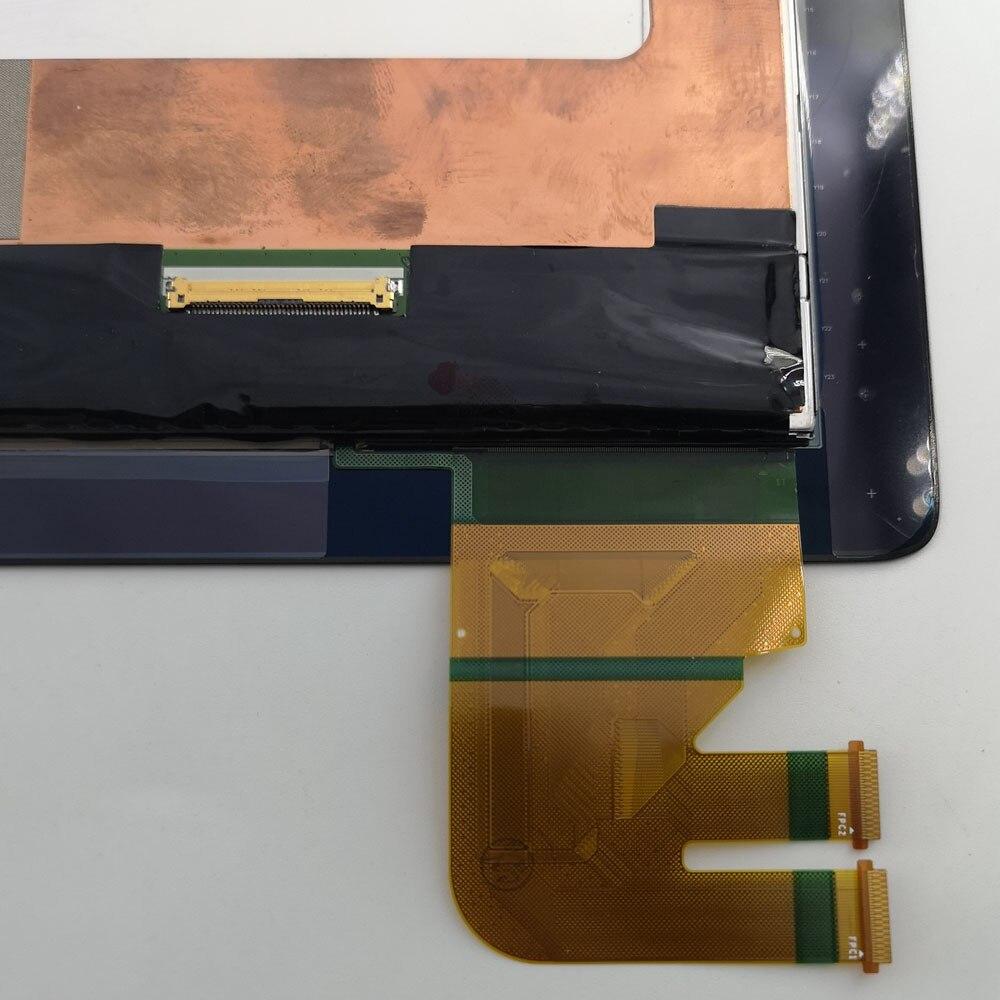 Pour Asus EeePad transformateur TF300 TF300T TF300TG TF300TL écran tactile numériseur capteur verre LCD panneau d'affichage moniteur assemblée - 5