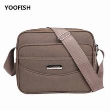 Hot sale Men's Waterproof Oxford Bag Messenger Bag Brand Business Handbags Casual Travel Shoulder Bag Men Crossbody Bags