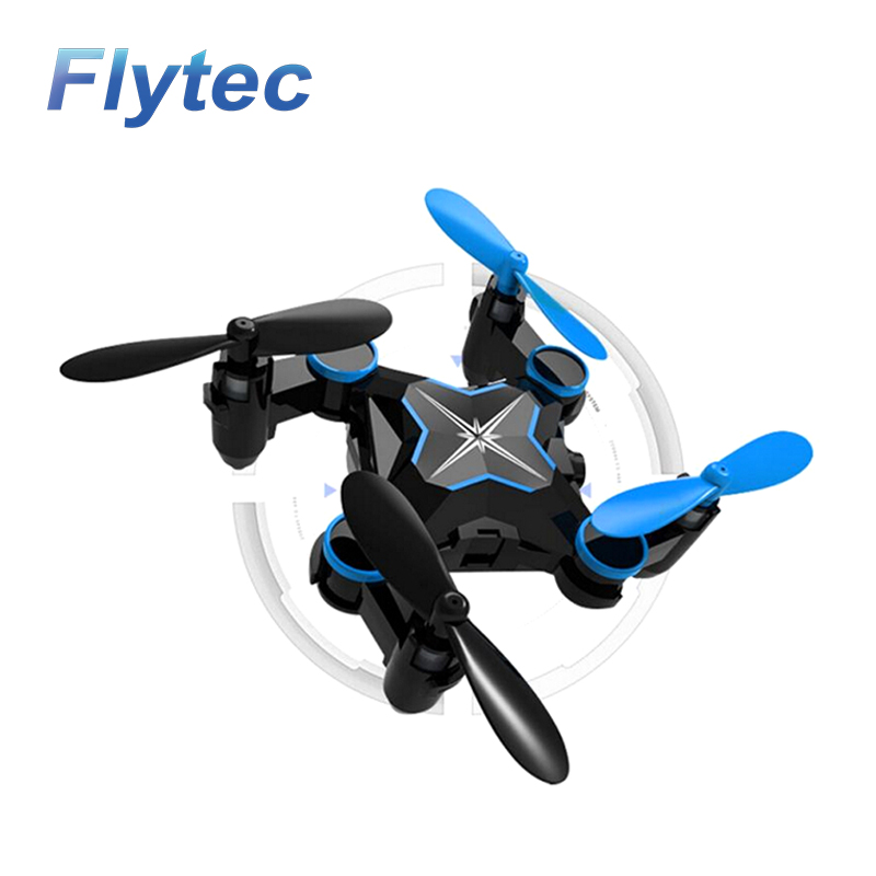 901HS MINI RC Pocket Drone Altitude Hold Foldable Quadcopter WiFi FPV With 0.3MP Camera Follow function and Trajectory flight drone with camera rc plane qav 250 carbon frame f3 flight controller emax rs2205 2300kv motor fiber mini quadcopter