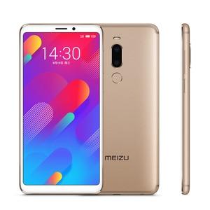 Image 2 - Original meizu m8 v8 versão global 4 gb 64 gb mtk helio p22 octa núcleo do telefone móvel 5.7 polegada tela duplo sim celular