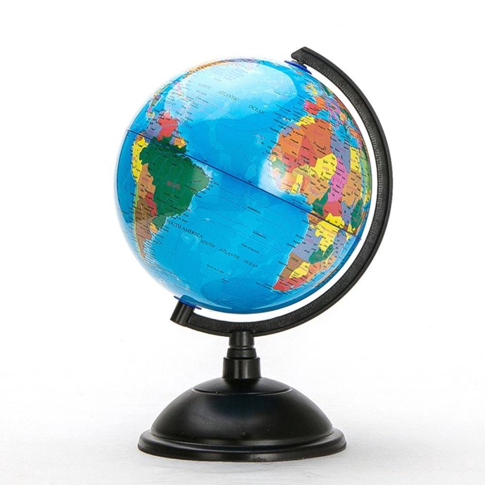 MIRUI 20cm Globe Ocean World Globe Map With Swivel Stand Geography Educational Toy enhance knowledge of earth random colorMIRUI 20cm Globe Ocean World Globe Map With Swivel Stand Geography Educational Toy enhance knowledge of earth random color