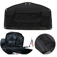 Сумка-Органайзер на крышку багажника мотоцикла, сумки для инструментов, чехол для HONDA GOLD WING GL1800 Goldwing GL 1800 2001