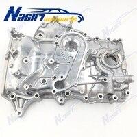 Motor Zamanlama Kapak ile YAĞ POMPASI Toyota Tacoma Için 2.7L DOHC L4 16 V 05-15