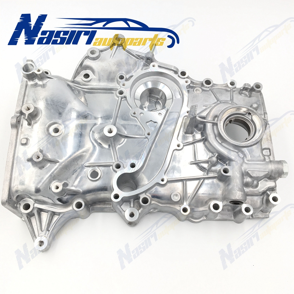 "Engine Timing Cover w// Oil Pump For 05-15 Toyota Tacoma 2.7L DOHC L4 16V /""2TRFE/"""