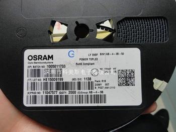 LYE6SF 3528 Alemania OSRAM dirección automotriz patas amarillas cátodo común lámpara cuentas