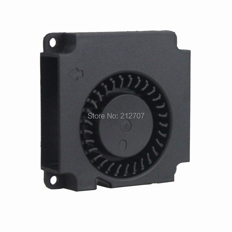 Купить с кэшбэком 2PCS Gdstime 3D Printer Turbo Blower Cooling Fan 4010 12V 40mm x 40mm x 10mm