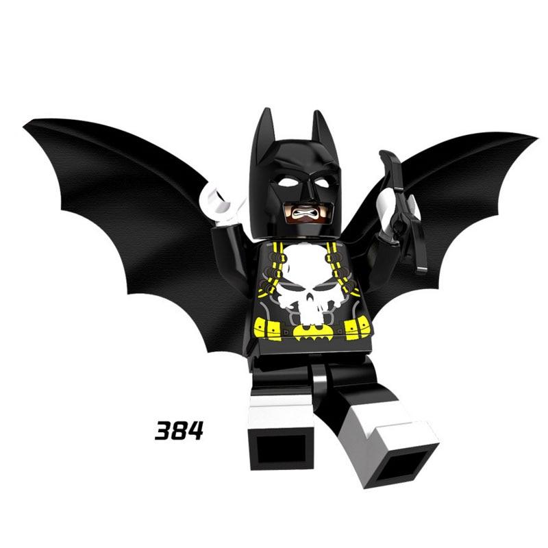 Model Building Enthusiastic Single Sale Super Heroes Star Wars 384 Batman Model Mini Building Blocks Figure Bricks Toys Kids Gifts Compatible Legoed Ninjaed The Latest Fashion