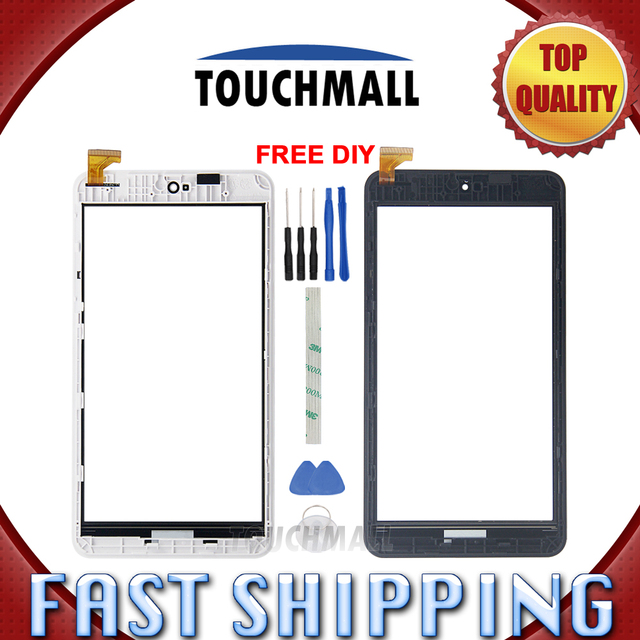 New Touch Screen with Frame Digitizer Glass Replacement For Acer ...