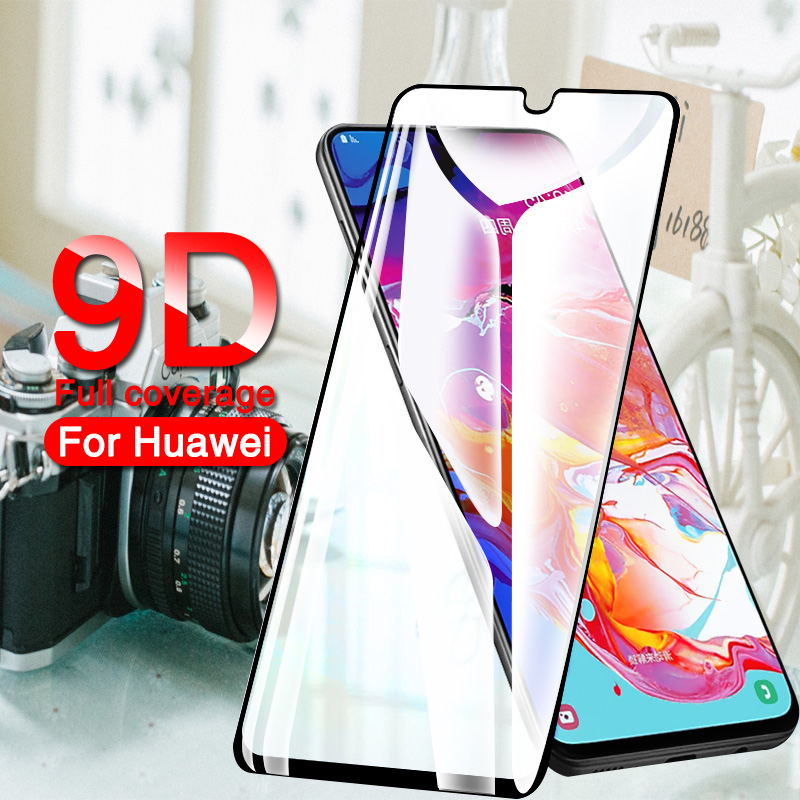 Protective Glass On For Samsung Galaxy A50 A70 A40 Screen Protector For Samsung A10 A20 A30 A80 A90 M10 M20 Tempered Glass Film