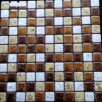 セラミックモザイクタイルキッチンbacksplashのタイル浴室水泳プール壁紙タイルシャワー背景boder磁器卸売