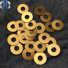 Mini Dominator Gasket Brass 555 556