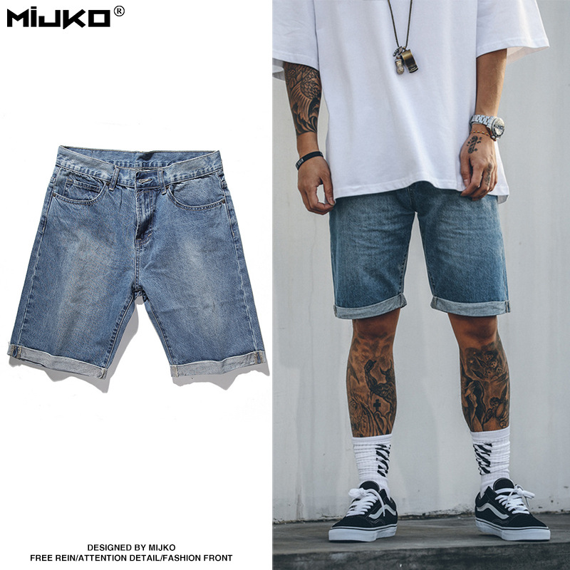 Compare Prices on Mens Jean Shorts- Online Shopping/Buy Low Price ...