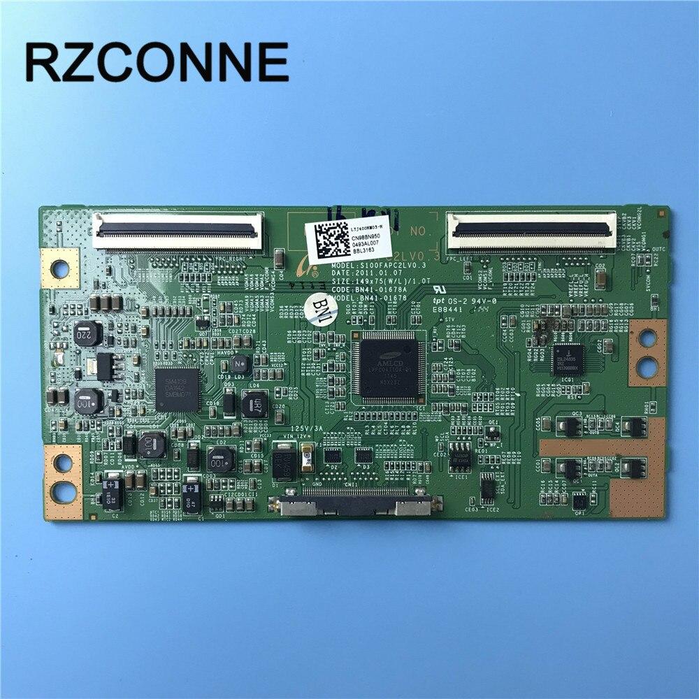 T-con Board For Samsung UA46D6600WJ UA46D5000PR Logic Board BN41-01678A S100FAPC2LV0.3