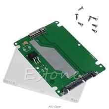 "2,"" SATA адаптер карта для Apple MacBook Pro 2012 A1425 A1398 SSD с Чехол"