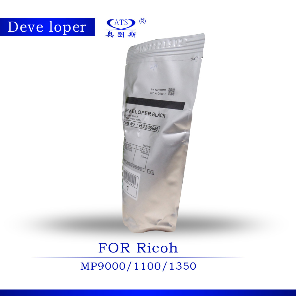 1250G Developer Powder For Ricoh type 27 MP9000 MP1100 MP1350 Developer Photocopy machine copier part B2349640 share 1original transfer belt b234 3971 b2343971 for ricoh mp 1350 9000 1100 gestetner dsm mp1100 mp1350 mp9000 dsm7135