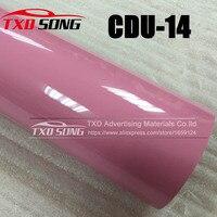 50 см x 25 м оптовая продажа резак плоттер Transfer PU винил с высокого качества, pu передачи виниловой пленки Бесплатная доставка cdu 14 розовый