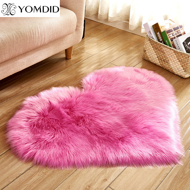 Aliexpress.com : Buy Long Hairy Rug Blue White Pink Shaggy