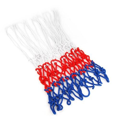 2x Баскетбол Чистая открытый спортивной подготовки Развлечения Баскетбол обода сети сетки Стандартный Баскетбол чистая