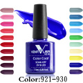 CANNI Factory Supply Venalisa 60 Colors Long Lasting Soak off Gel cured led uv lamp 7.5ml nail art gel polish uv varnish lacquer