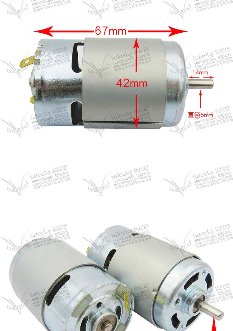 Aslong-jgb37-520 Geared Motors Miniature Dc Geared Motors 6v 12v 24v All-metal Gears Wide Range Of Applications