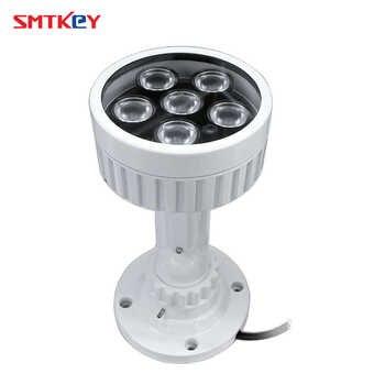 6pcs Array IR LED Illuminator IR Infrared Light 850nm wave Length for CCTV Camera - SALE ITEM Security & Protection