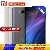 Original Xiaomi Redmi 4 Pro 3GB RAM 32GB ROM Mobile Phone Snapdragon 625 Octa Core CPU