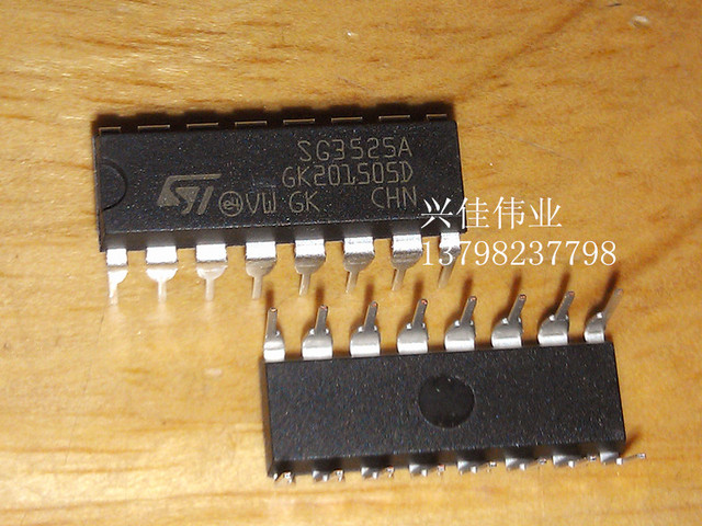 US $0 17 |New SG3525A SG3525 KA3525 DIP 16 PWM Controller / Power IC-in  Integrated Circuits from Electronic Components & Supplies on Aliexpress com  |