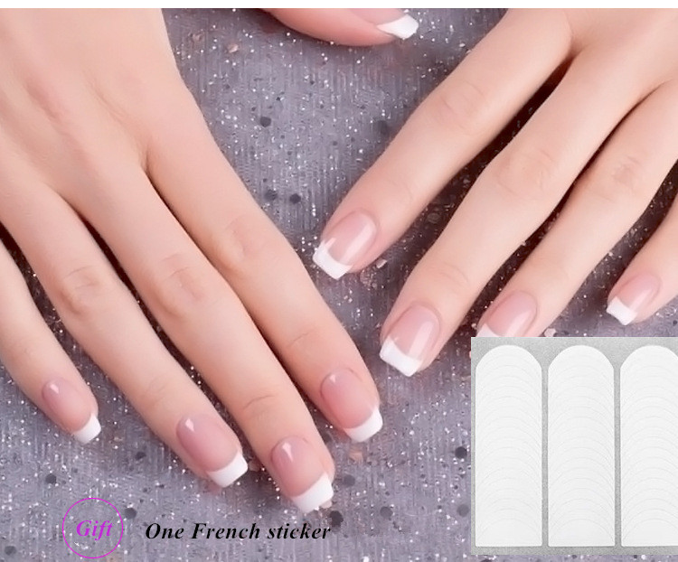 26 Pcs/ set 10 Size Women Manicure Tool Nail Gel Model Clip Nail ...