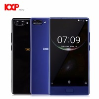 Doogee MIX 4G Phablet 5 5 Inch Android 7 0 Helio P25 Octa Core 2 5GHz