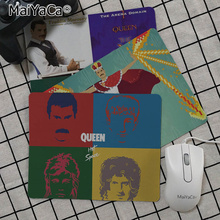MaiYaCa Vintage Cool Freddie Mercury 2016  Customized laptop Gaming mouse pad Top Selling Wholesale Pad