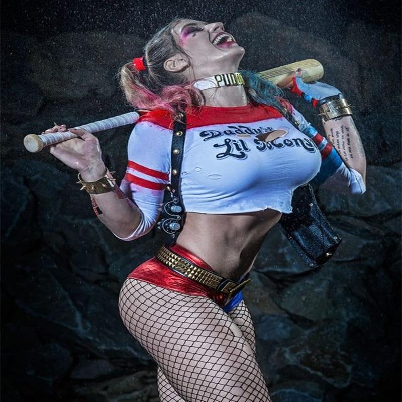 quinn joker costume Sexy and harley
