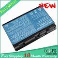 Bateria para Acer Aspire 3690 5100 3100 3102 5610 5515 5610Z BATBL50L6 batbl50l8, 6 celular 5200 mAh