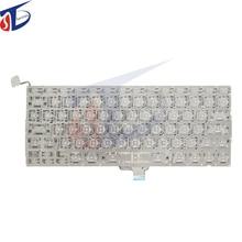 "A1278 клавиатура для Macbook pro Unibody 1"" A1278 тайский TH Таиланд клавиатура Америка стандарт США Традиционный китайский 2008-2012year"