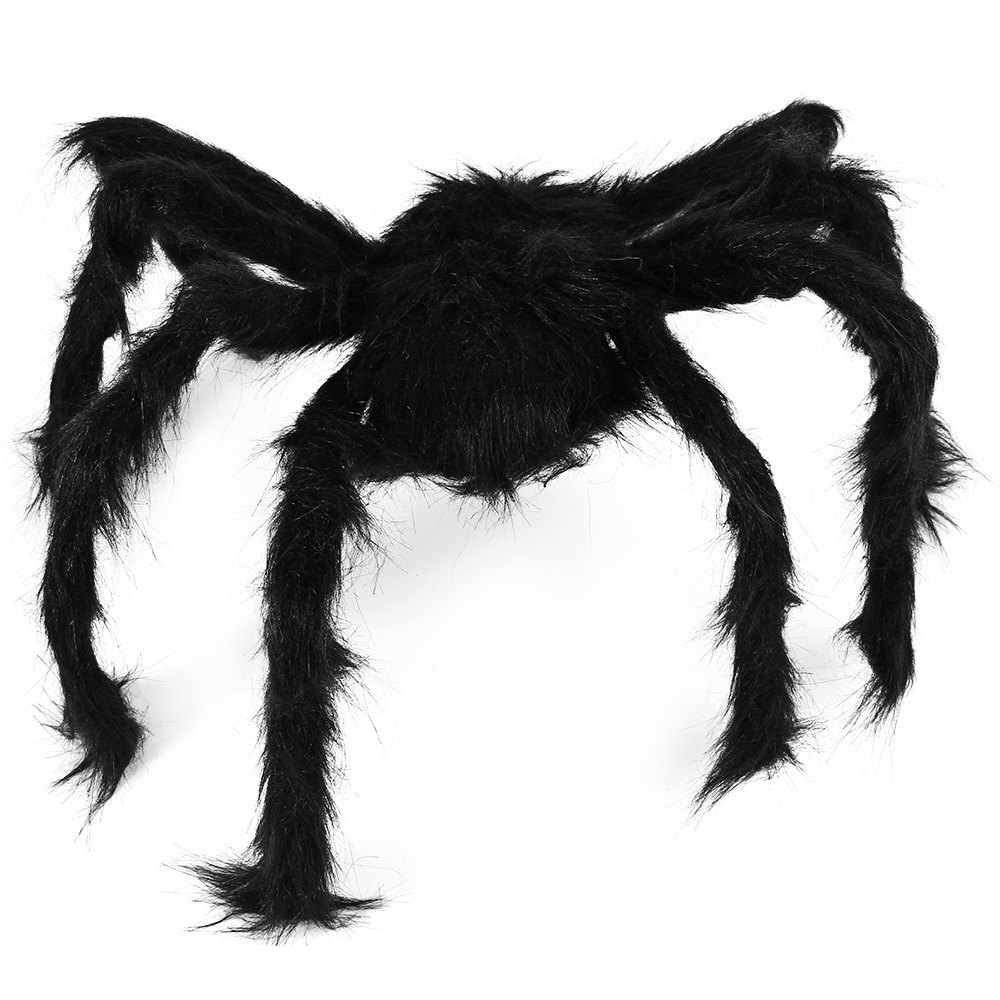 Aliexpress.com : Buy Realistic Fuzzy Spider Puppet Toy Halloween ...