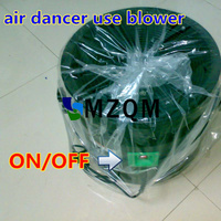 MZQM Promotion inflatable sky dancer inflatable tube man skydancer blower CE or UL certificated Blower Included