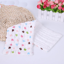 Reusable baby gauze Diapers Cloth Breathable printed Diaper Inserts 1piece 10 Layer 100% Cotton Washable Baby Care Products Hot reusable baby diapers cloth diaper inserts 1 piece insert 100% cotton washable baby care products microfiber newborn diaper