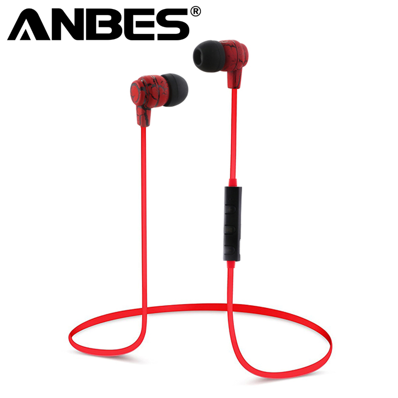 Wireless Bluetooth Earphone 4.0 Portable Stereo Headset Noise Cancelling Headphone With Mic for Xiaomi iPhone Bluetooth Earphone new style portable wireless bluetooth foldable headphone noise cancelling headset