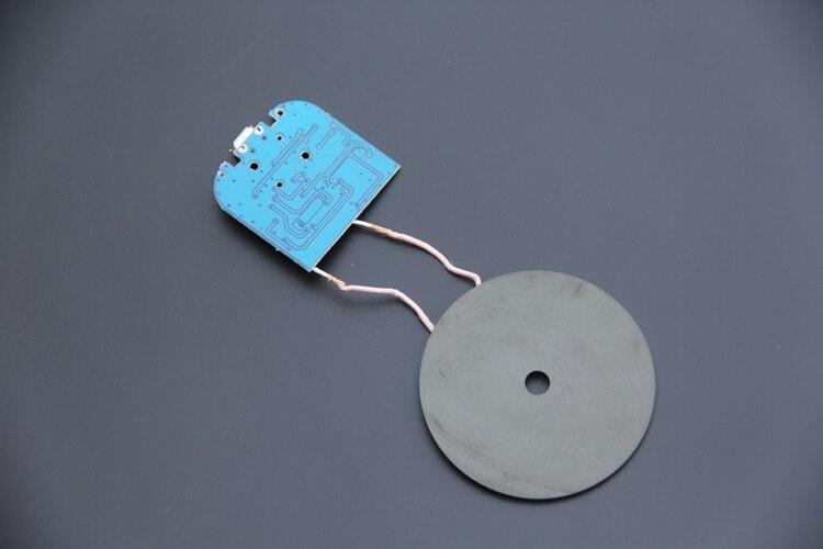 Радио зарядное устройство Модуль эмиттера монтажная плата ПКБА катушки Qi Стандартный Общий Apple Android схема модификации