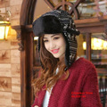 Winter Hats For Women Bomber Hat Fur Hat With Ears Cap With Ear Flags Russian Hat Gorras Chapeu Snow Caps Earflap 2 Color