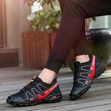 YEELOCA 2019 New Mens Vulcanized Shoes Brand Walking Breathable Footwear Shoes Male Designer Lace Up Flats Men Sneakers