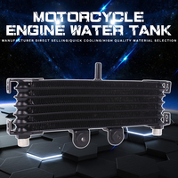water tank OIL COOLER Radiator Cooler Water Cooling For Yamaha XJR400 XJR Motorcycle Accessories