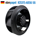 Новый ebmpapst PAPST R2S175-AB56-56 220В 0.33A центробежный турбинный турбоохлаждающий вентилятор