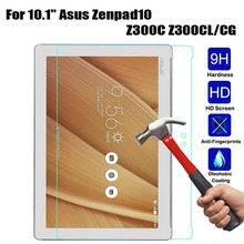 For Asus ZenPad 10 Z300C Z300CL Tempered Glass Screen Protector For Asus ZenPad 10 Z300C Z300CL Protective Film