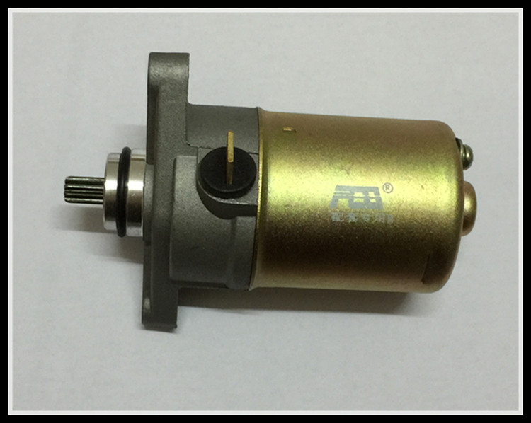 Pedal motorcycle Starting motor GY6 50CC 139QMB 139QMA