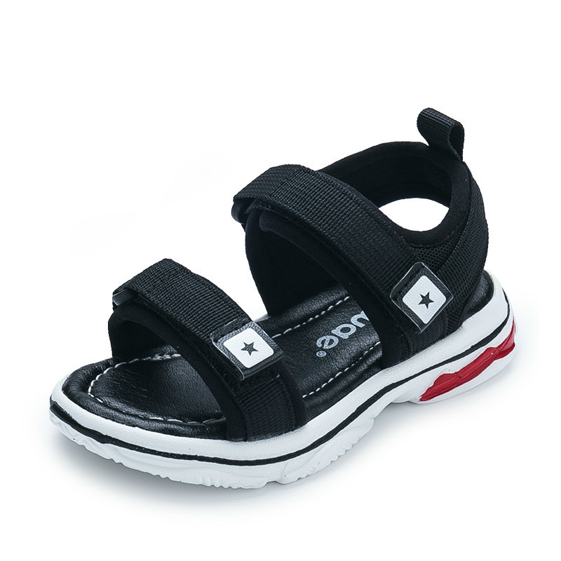 Children Sandals Boys Shoes Girls Beach Sandals Will Child Non-slip Soft Bottom 2018 Summer New Fashion Kids Shoes