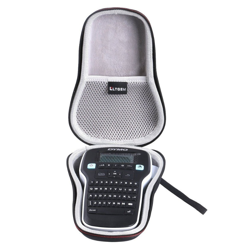 LTGEM EVA Storage Travel Carrying Case  For DYMO Label Manager 160&280 Handheld Label Maker Storage Pouch