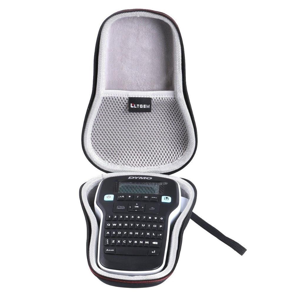 LTGEM EVA Storage Travel Carrying Case  For DYMO Label Manager 160&280 Handheld Label Maker Storage Pouch