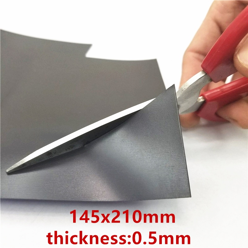 1/3/5/10PCS Sheets Magnetic Sheet 0.5mm For Spellbinder Dies/Craft Thin And Flexible 145 X 210mm