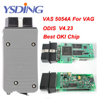OKI Full Chip VAS 5054A ODIS V4 23 Bluetooth VAS 5054 A Car Diagnostic Tool For