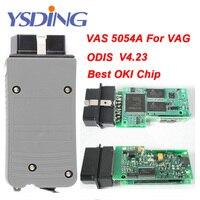OKI Full Chip VAS 5054A ODIS V4 23 Bluetooth VAS 5054 A Car Diagnostic Tool For